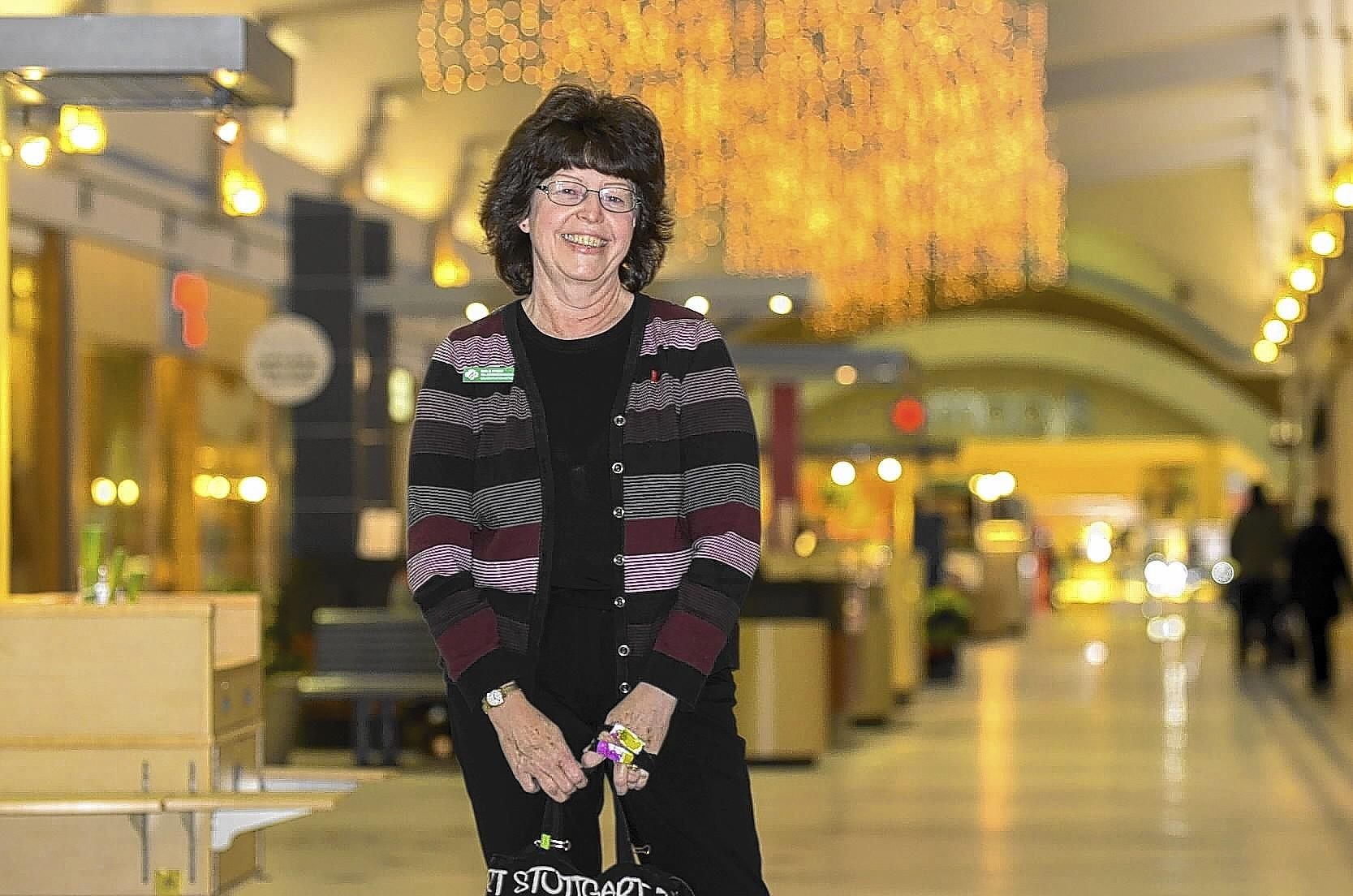 "- ""We take over the mall,"" says Gail Meyers, 60, of Suffield who again this year is the chairperson behind ""Mall Madness"" at Enfield Square Mall on March 8 from 10am to 4pm. This 13th annual mall event highlights Girl Scout activities throughout the state."