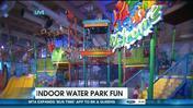 Indoor water park fun at CoCo Key West Resort
