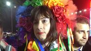 Looking Out: Trans activist says she was arrested in Sochi