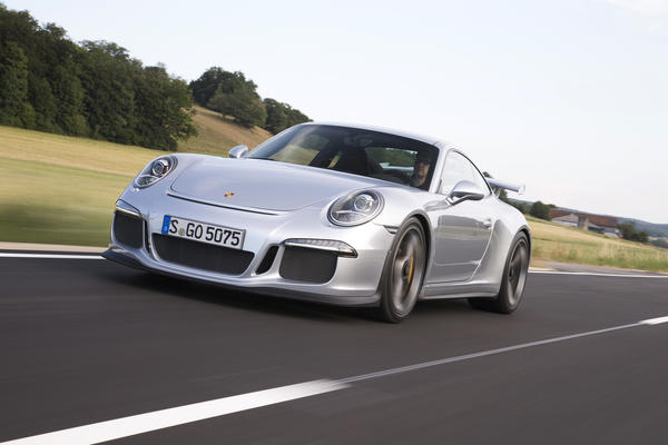 Porsche is recalling all 785 copies of the 2014 911 GT3 that have been delivered worldwide due to a potential fire risk. It's urging owners not to drive the vehicles until Porsche can inspect them.