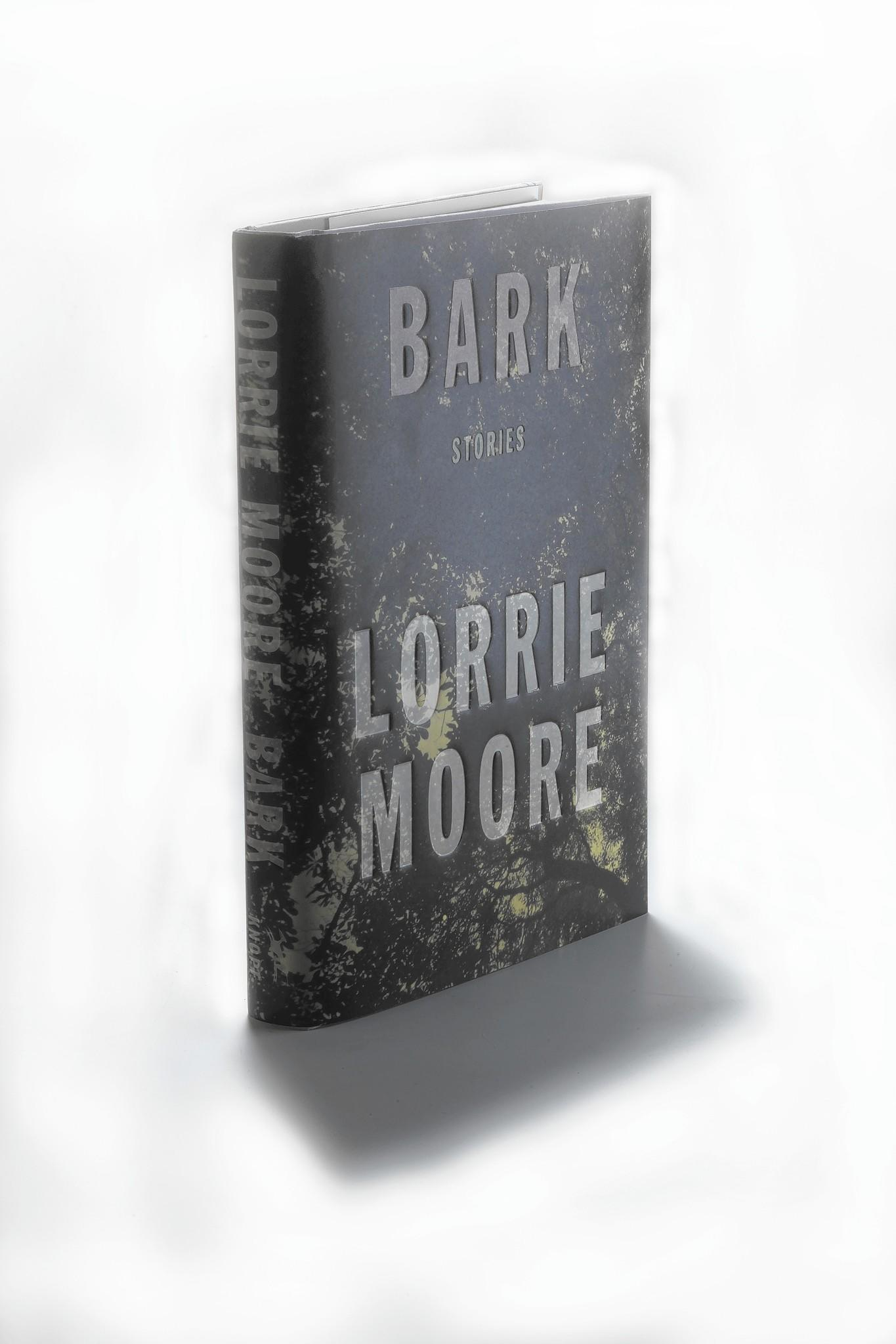 """""""Bark,"""" by Lorrie Moore, is a collection of short stories involving relationships between couples and relationships between parents and children."""