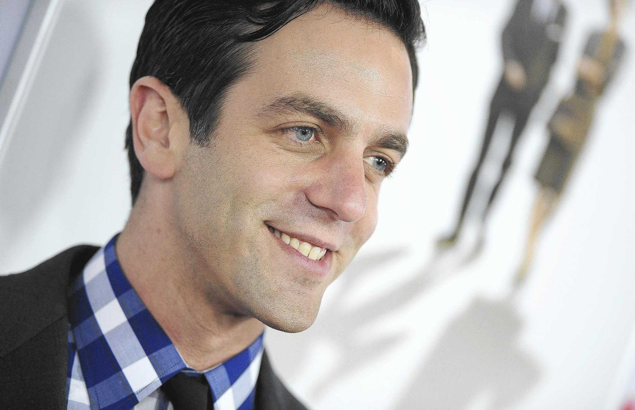 """B.J. Novak, who wrote on and starred in """"The Office,"""" wrote a collection of stories called """"One More Thing."""""""