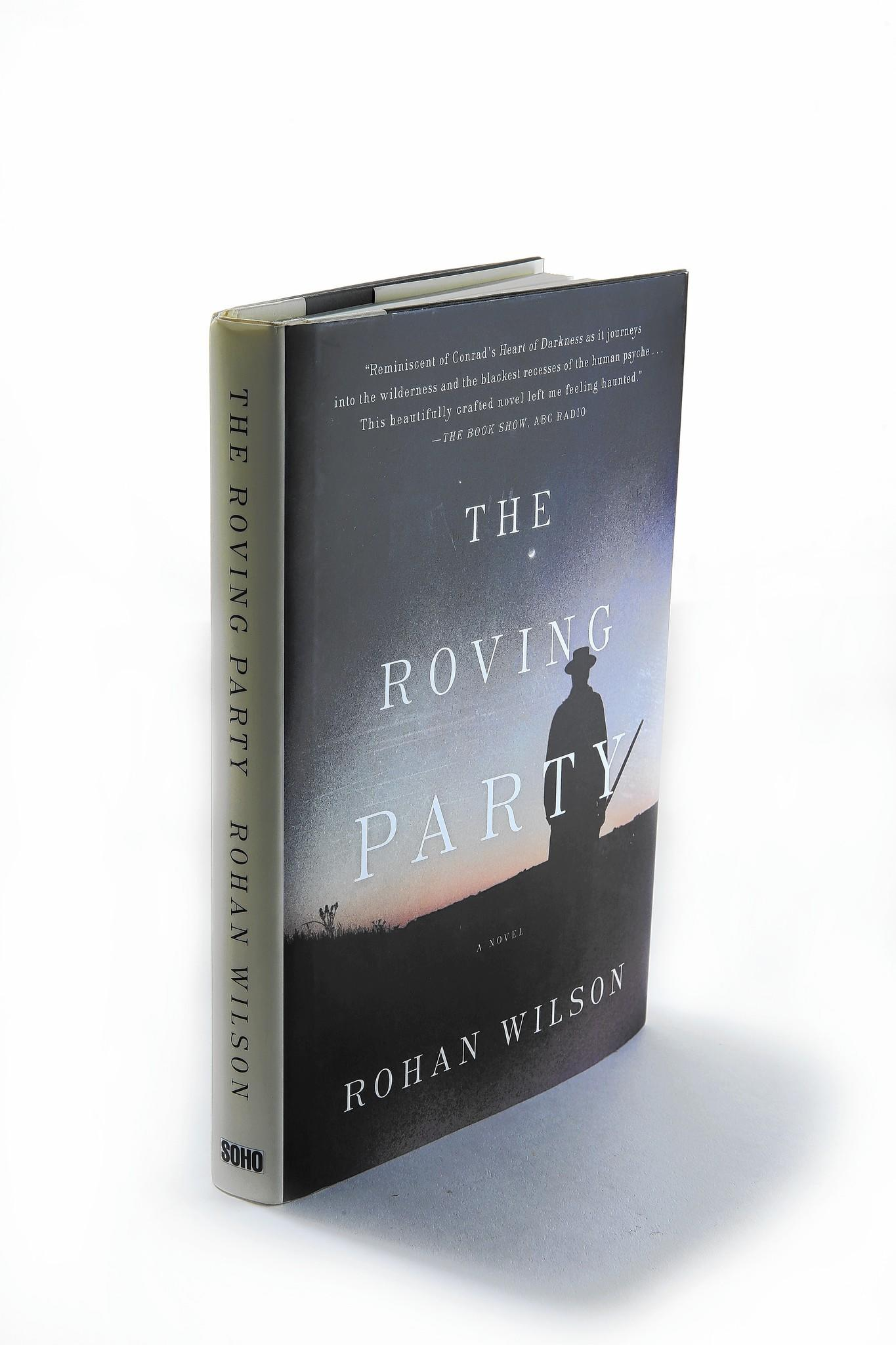 """The Roving Party"" by Rohan Wilson examines Tasmania's tumultuous beginnings and the Aboriginal culture that dominates the island."