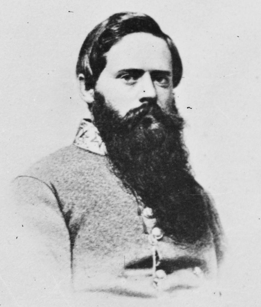 Confederate Maj. Gen. Fitzhugh Lee led a veteran force of 2,500 cavalrymen into defeat by a much smaller Union force made up of black troops in the May 24, 1864 Battle of Wilson's Wharf.
