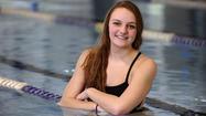 Severna Park swimmer Katie Parker finds balance
