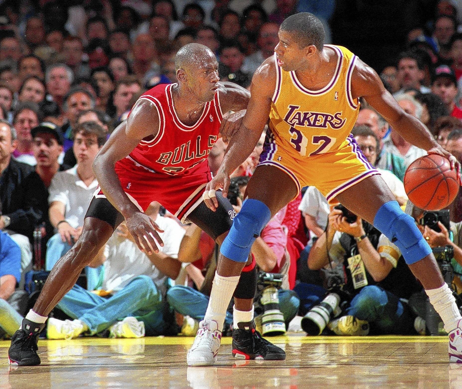 Bulls Roster With Jordan Bulls' Michael Jordan