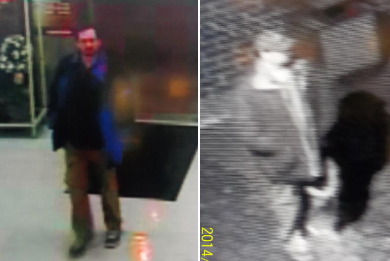 Anne Arundel County Police have released these images of the man, or men, suspected of indecent exposure incidents in the Glen Burnie area.