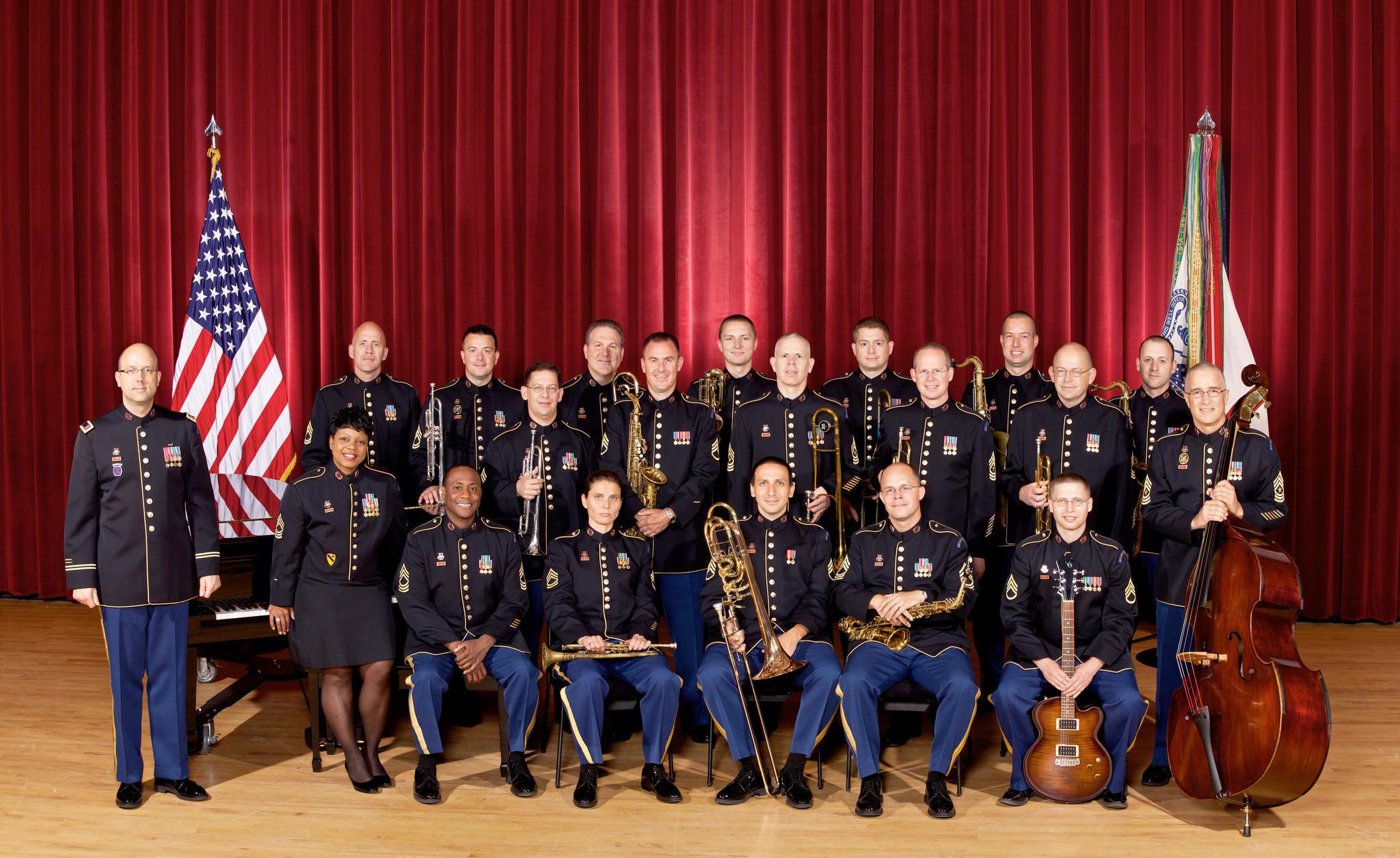 U.S. Army Jazz Ambassadors.