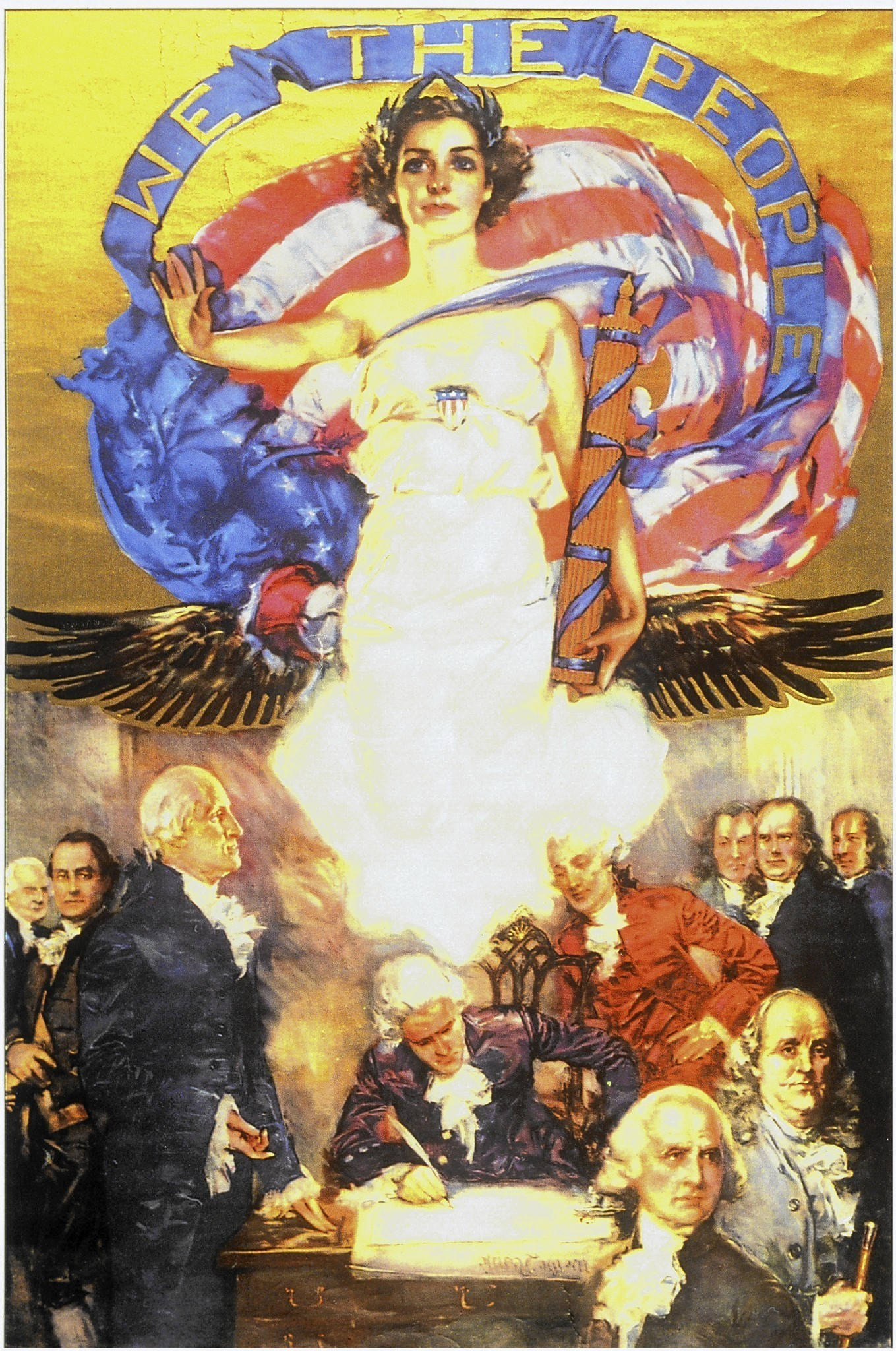 could the founding fathers solve today s political gridlock la could the founding fathers solve today s political gridlock la times