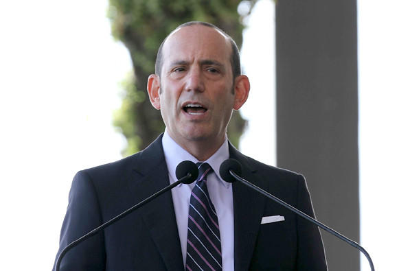"MLS Commissioner Don Garber said of the Chivas USA problems: ""I dont think this is the fault of ownership per se. Theres a lot of issues that we, the league, take responsibility for."""