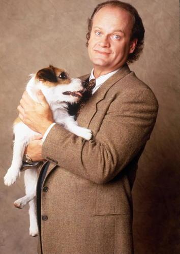 Martin Crane S Dogs Name