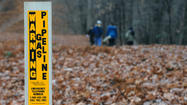 Columbia Gas sues dozens of landowners for pipeline easements