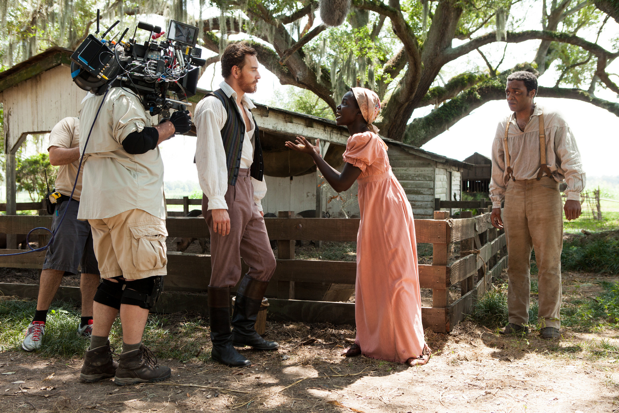 Costumes 12 years a slave la times