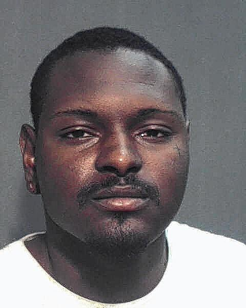 Tobias Franklin, 21, was arrested Feb. 19, 2014 in a rape at a downtown Orlando parking garage.