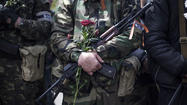 Deadly clashes in Kiev