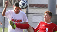 Photo Gallery: Burroughs vs. Katella CIF first round boys' soccer playoffs