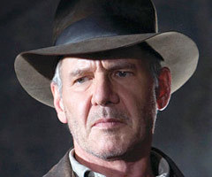 Harrison Ford in 'Indiana Jones and the Kingdom of the Crystal Skull'