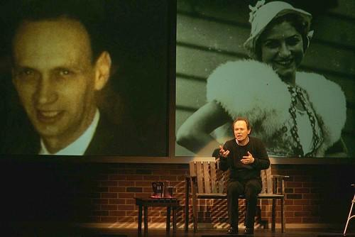"<b>PLAYWRIGHTS ON WRITING:</b> Billy Crystal's ""700 Sundays"" revolves around memories of his late parents, Jack and Helen, and growing up."