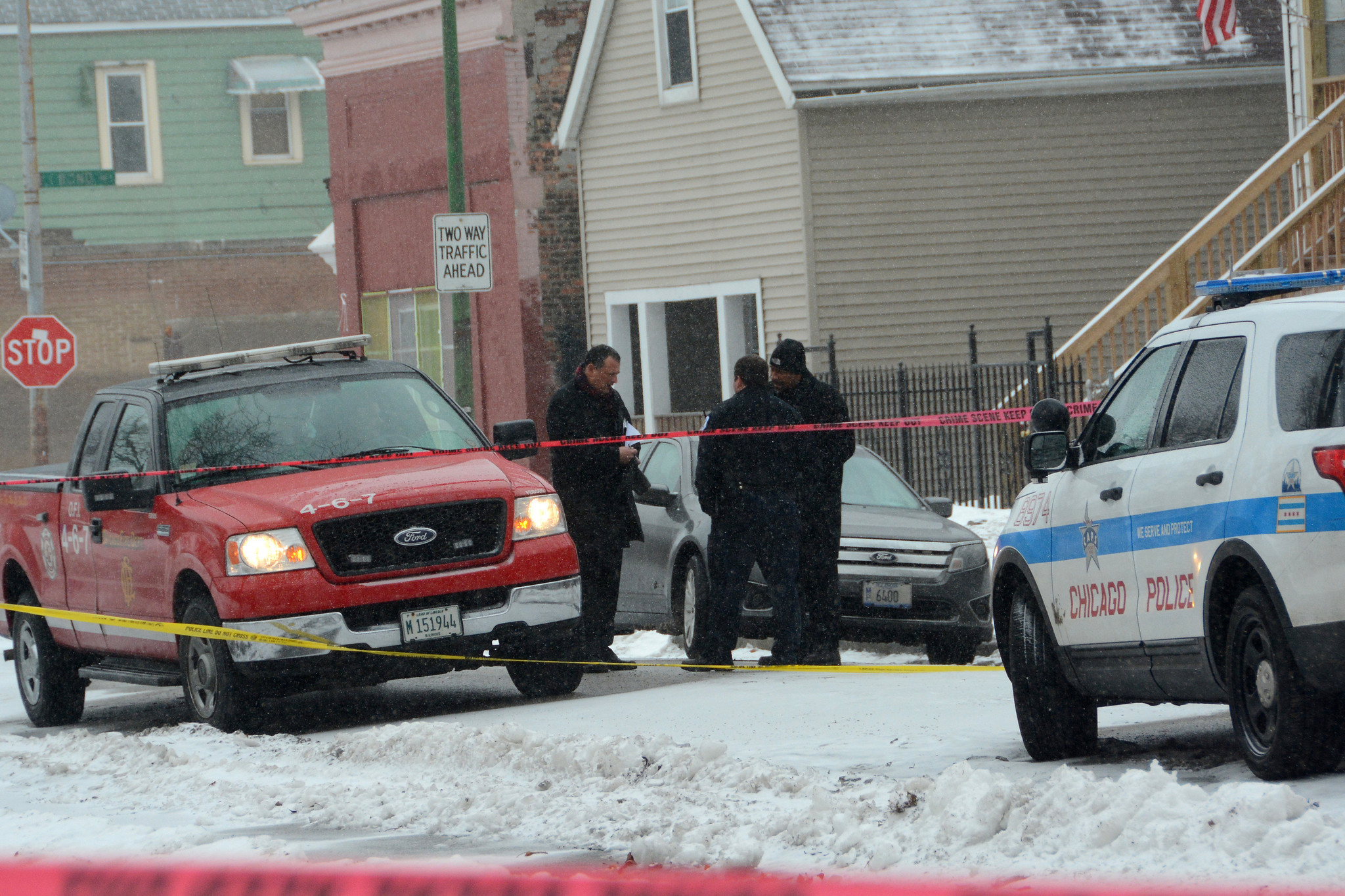 Security guard for Chicago rapper Twista found shot to death, burned in South Side home