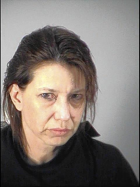 Lake County Jail mugshot of Joanie Hammers.