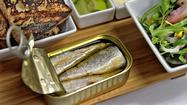 The canned catch of the day: Sardines