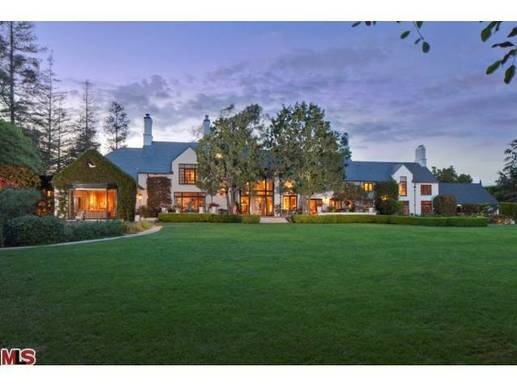 Google Executive Chairman Eric Schmidt paid $22 million for the Veronique and Gregory Peck estate.