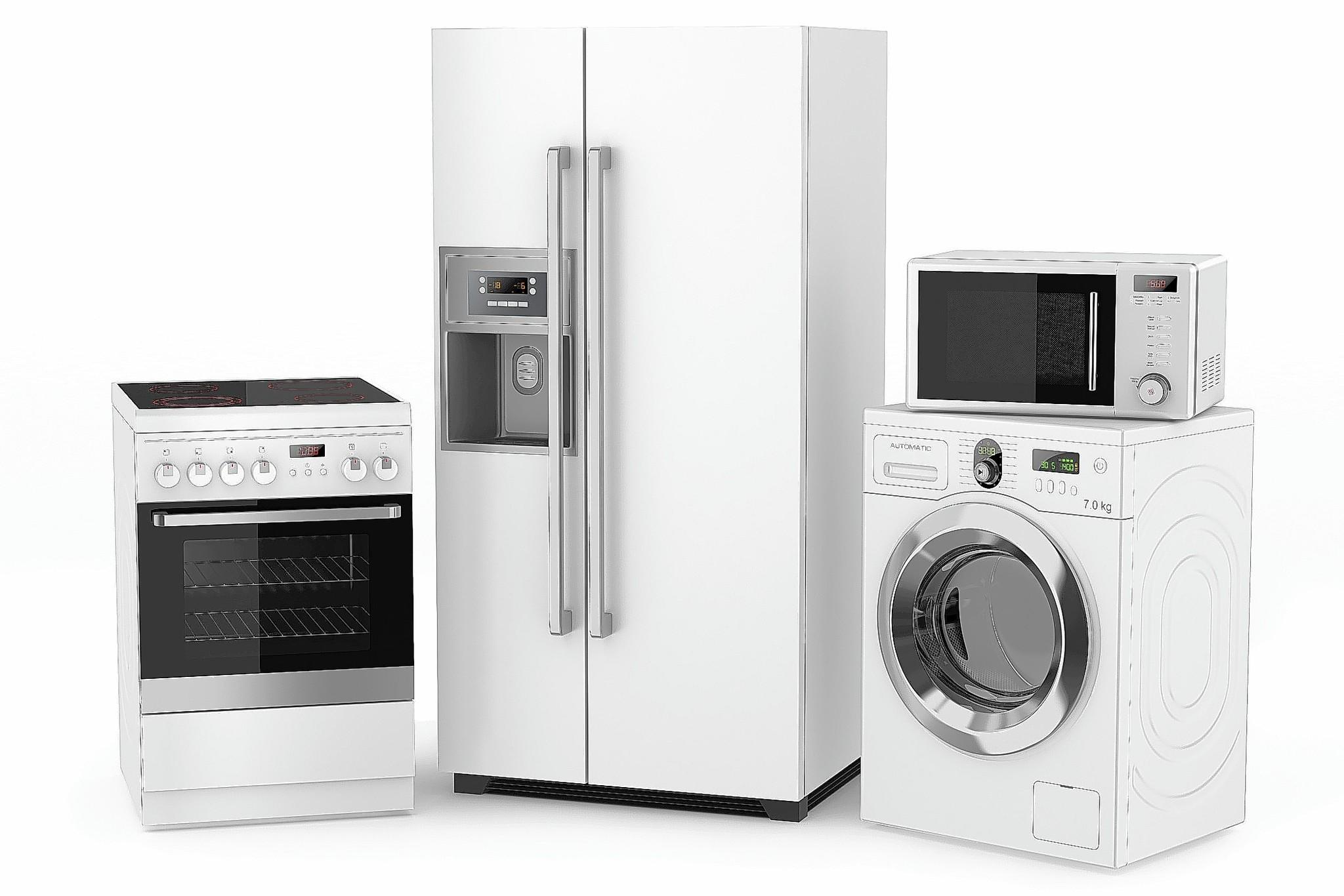 Simple maintenance will go a long way to lengthening the lifespan of appliances.