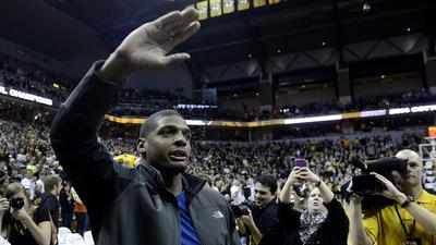 John Harbaugh says Ravens would be accepting of Michael Sam