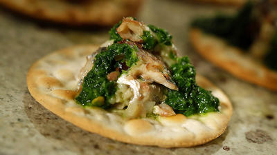 Sardines with chermoula