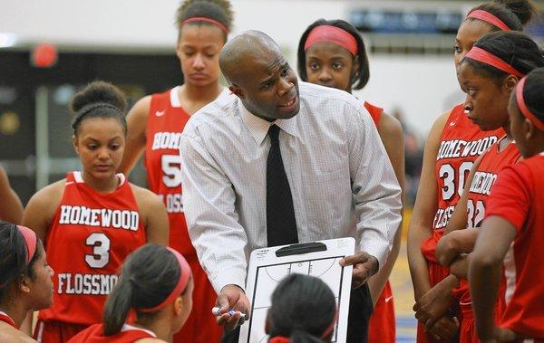No. 9: Homewood-Flossmoor coach, girls basketball team disqualifiedJust hours before the top-ranked Homewood-Flossmoor girls basketball team was to take the floor to begin its playoff march, the state high school athletic association delivered a bombshell Wednesday, suspending the entire team and its highly regarded coach for rules violations. >>Read the full story