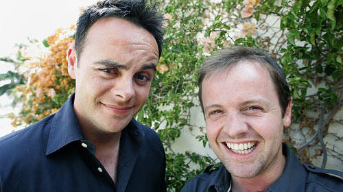 Anthony McPartlin and Decland Donnelly