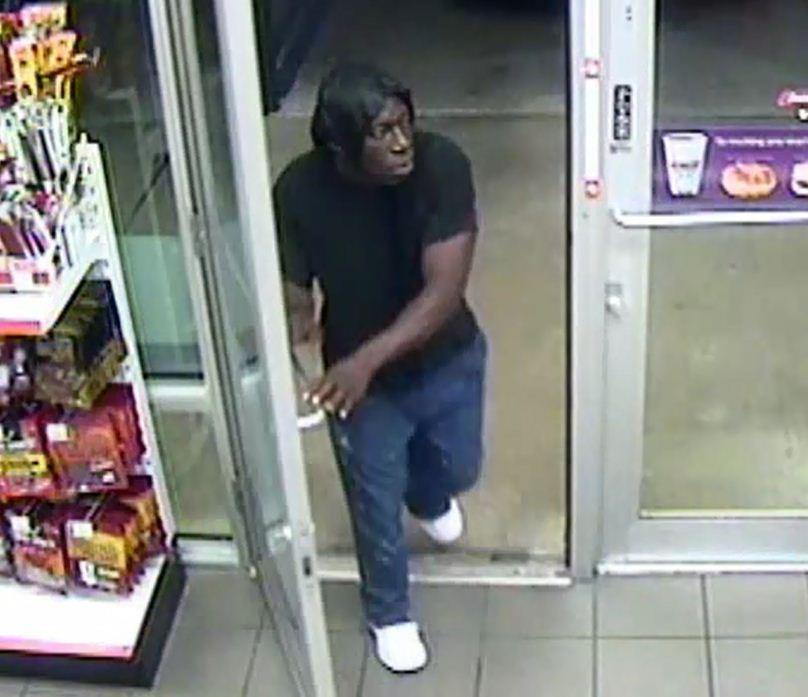 Broward Sheriff detectives are searching for the man, armed with a toy gun, who tried to rob a RaceTrac gas station on consecutive nights in Pembroke Park but only succeeded once