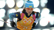 Sochi Olympics: Amid reports of violence back home, Ukraine wins gold in biathlon