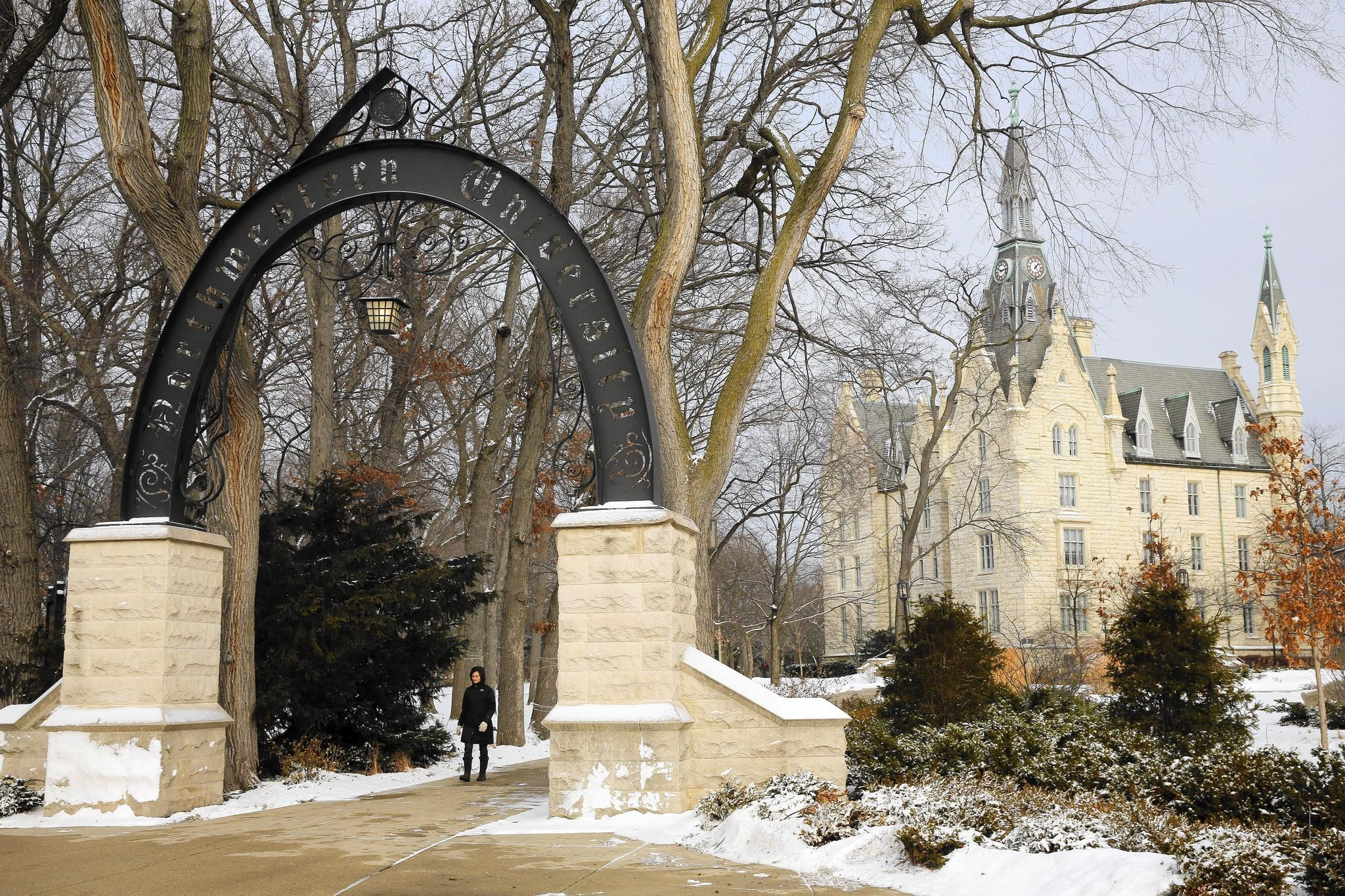 Northwestern University said on Feb. 21 it took seriously an allegation made by a student that a professor sexually attacked her in 2012.