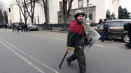 Ukraine protesters take Kiev without a shot as Yanukovich flees