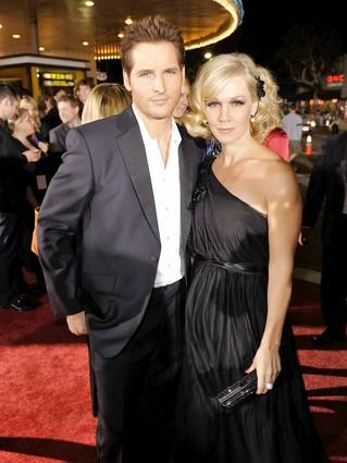 "Peter Facinelli and wife <a class=""taxInlineTagLink"" id=""PECLB001884"" title=""Jennie Garth"" href=""/topic/entertainment/jennie-garth-PECLB001884.topic"">Jennie Garth</a>"