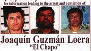 From the archive: U.S. blacklists sons of 'Chapo' Guzman, fugitive Mexican drug lord