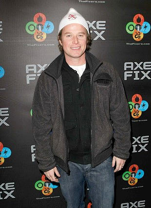 "Entertainment personality <a class=""taxInlineTagLink"" id=""PECLB004345"" title=""Billy Bush"" href=""/topic/entertainment/television/billy-bush-PECLB004345.topic"">Billy Bush</a> attends the opening night of AXE Fix Club."