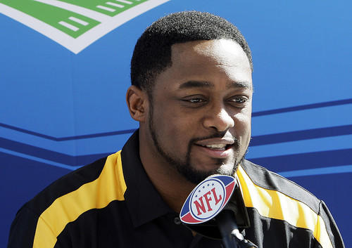 Mike Tomlin in Tampa