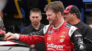 Dale Earnhardt Jr. leads NASCAR Nation into Daytona