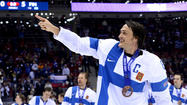 Finland finishes off U.S. medal hopes in Olympic hockey, 5-0