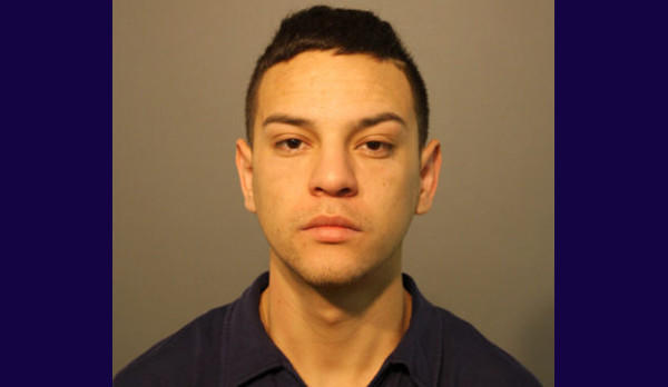 Rolando Cortes, 20, sexually assaulted a 22-year-old woman at knifepoint about 11:30 p.m. Wednesday just blocks from where hes alleged to have committed two robberies last summer in Albany Park, authorities said.