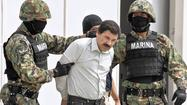 Drug lord Joaquin 'El Chapo' Guzman arrested