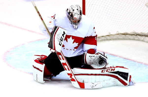 For all of its firepower and big-name offensive players, Canada has made the gold-medal game because of defense and the goaltending of Carey Price.