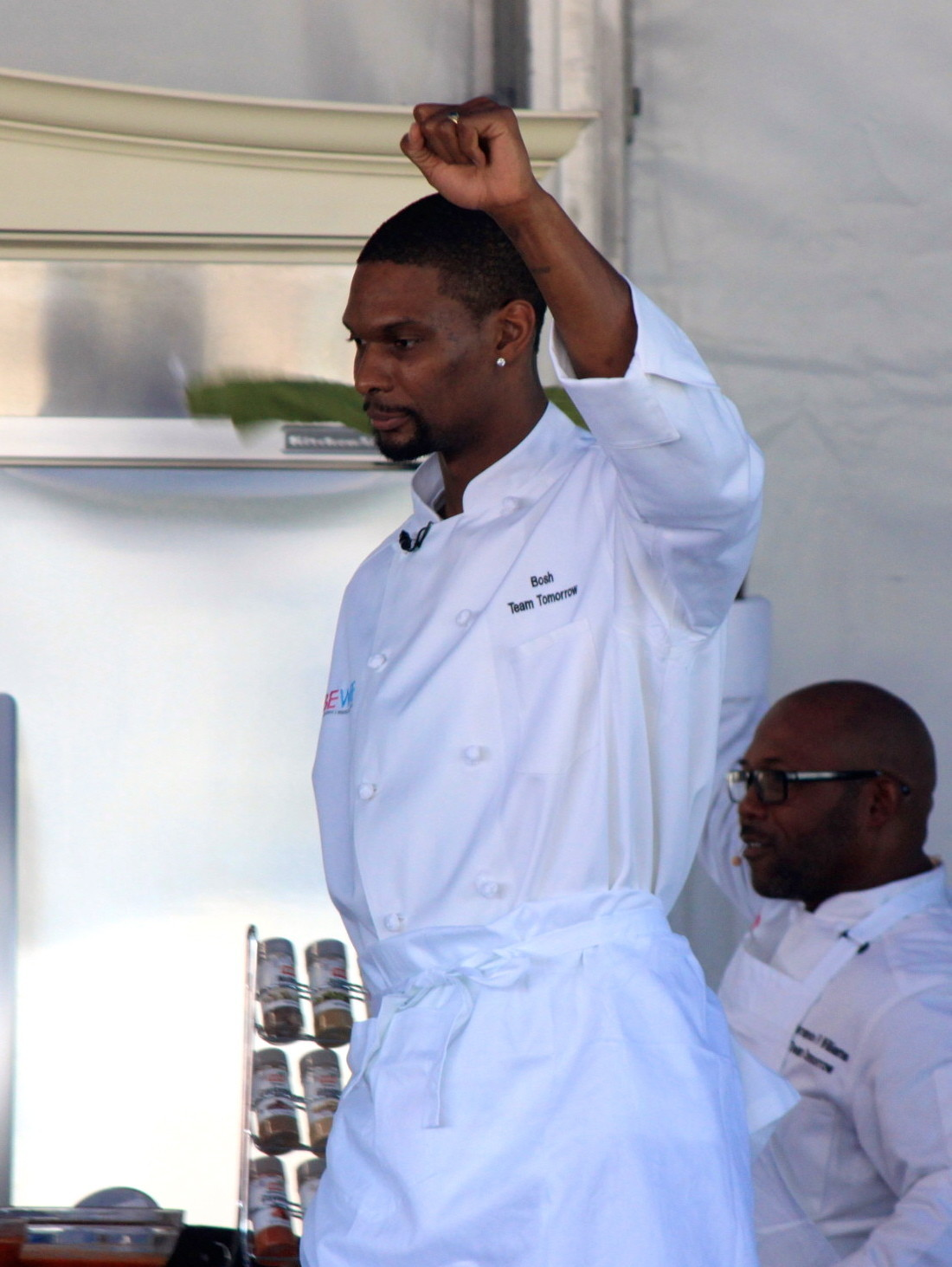 Celebrity-spotting at the South Beach Wine & Food Festival - SOBEWFF: Grand Tasting Village