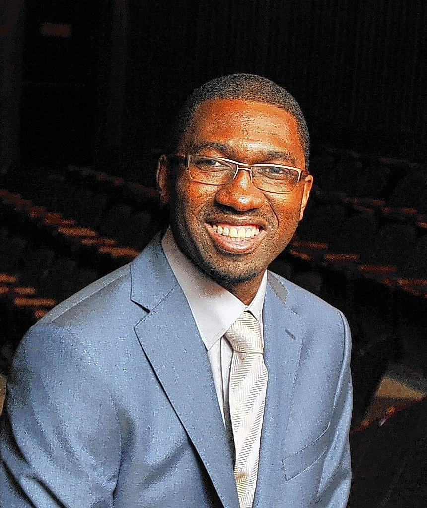 Center Stage Artistic Director Kwame Kwei-Armah.