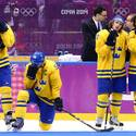 No gold medal for Sweden