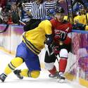 Canada vs Sweden Hockey