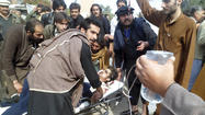 Bombing of passenger bus in Pakistan kills 10 people