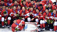 Video: Canada wins gold, beats Sweden 3-0